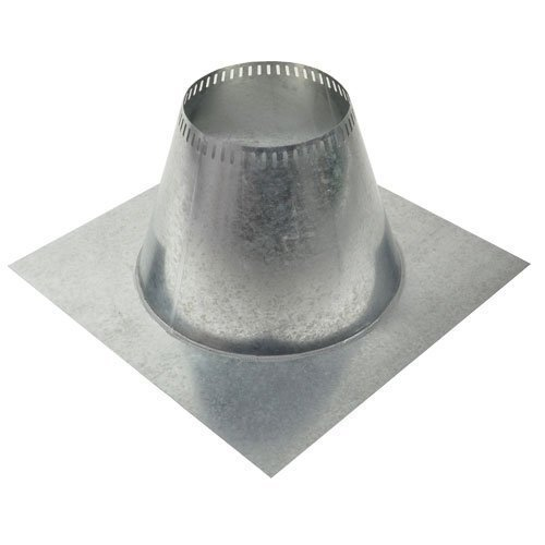 Shasta Vent Ventilated Roof Flashing for Shasta Vent 8