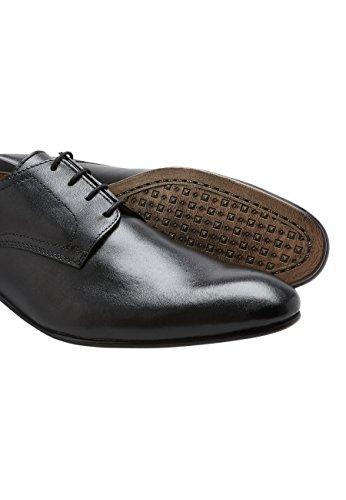Schlichter Schuh Derby Schwarz next Herren aw7qHH