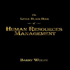 The Little Black Book of Human Resources Management Audiobook