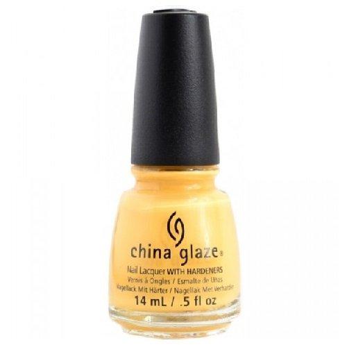 China Glaze Nail Polish, Metro Pollen-Tin, 0.5 Ounce