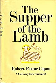 Supper of the Lamb: culinary entertainment…
