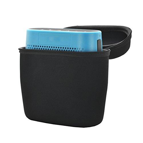 LuckyNV – Funda Protectora para Bose SoundLink Color Altavoz Bluetooth, Color Negro