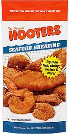 Hooters Breading Seafood