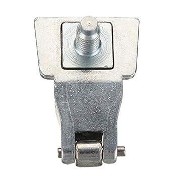 HoganeyVan Outside Door Handle Metal Outer Door Handle Hinge Repair Tool Kit for FIAT 500 OS or NS 51964555 US