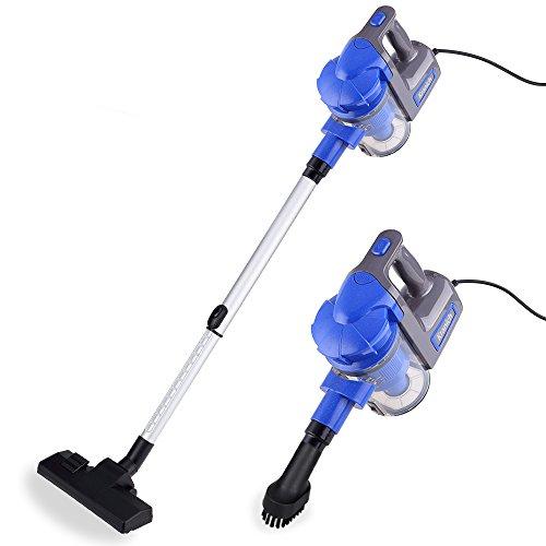 Kranich Corded Stick Vacuum Cleaner Lightweight Bagless 2 in 1 Upright &...