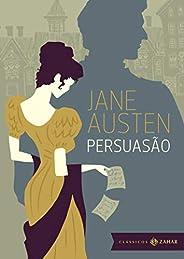Persuasão: edição bolso de luxo (Clássicos Zahar)