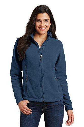 Port Authority Ladies Value Fleece Jacket. L217 Insignia Blue L
