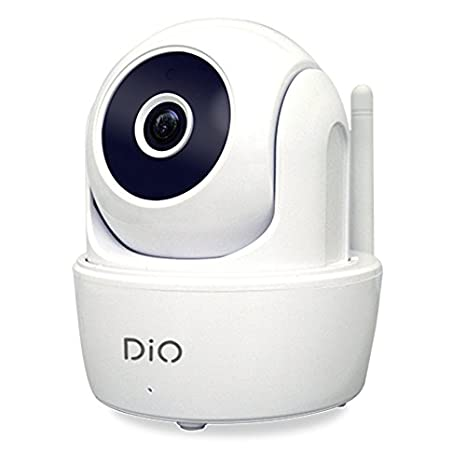 DIO ED-CA-03 Cámara de Seguridad IP Interior Blanco 1280 x 720Pixeles: Amazon.es: Electrónica