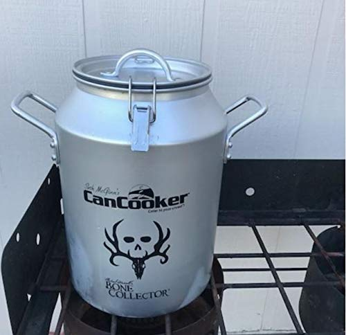 Bone Collector Can Cooker 12.5 x 11.8 x 15.2 inches 5.2 pounds by CC