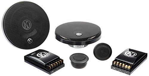 15-SRX6C - Memphis 6.5'' 50W RMS 2-Way Component Speaker System by Memphis