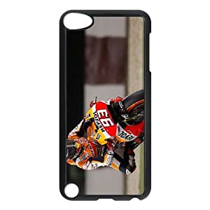 Marc Marquez ForIpod Touch 5 Cell Phone Cases Good looking JETE9134481