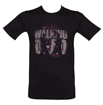 The Walking Dead - Axed Zombie T-shirt (XL)