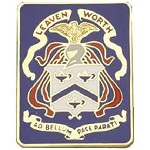 Command And General Staff College Unit Crest (Leavenworth Ad Bellum Pace Par)