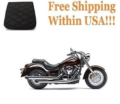 Amazon.com: Motorcycle Rear Back Seat Gel Pad Cushion for ...