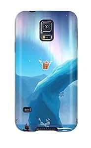 Cute Tpu ZippyDoritEduard Pokemon Case Cover For Galaxy S5