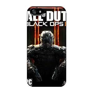 Iphone 5/5s UbU11865fBOK Allow Personal Design Stylish Inside Out Pattern Anti-Scratch Hard Phone Case -KaraPerron