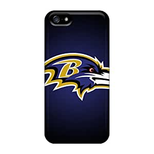 Premium JQe1762xiSP Case With Scratch-resistant/ Baltimore Ravens Case Cover For Iphone 6 plus