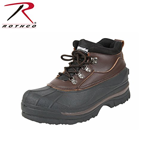"""Rothco Duck Boot, Brown, 5""""/Size 12"""