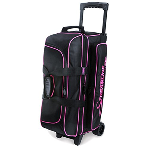 Storm Streamline 3 Ball Roller Bowling Bag Black/Pink Review