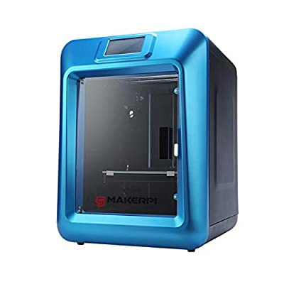 3D Printer K5 Plus Fully Enclosed Design with WiFi Touch Screen Smart Leveling with Printable 3D Models High Precision Printing Large Built Volume 7.9''¡Á7.9''¡Á11.8''