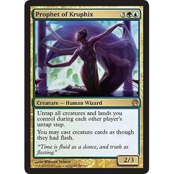 Amazoncom Magic The Gathering Prophet Of Kruphix 199249