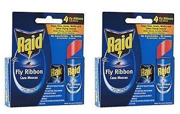 Raid FR3-RAID 4 Count Fly Catcher Ribbon -