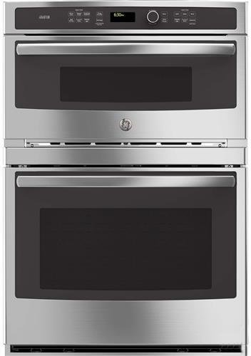 GE PT9800SHSS Combination Wall Oven