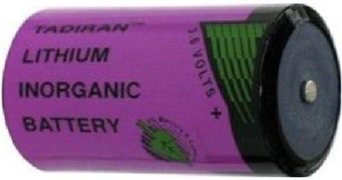 Tadiran TL-2300//S 3.6V D 16.5 Ah Lithium Battery LSH20 // LS33600
