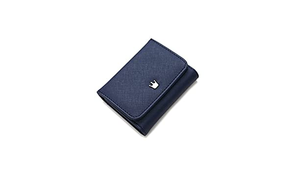 Amazon.com: KEBINAI New Women Wallets Mini Money Purses Fold Bags Coin Card Holder Bao BlueOne Size: Shoes