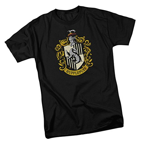 Crest Youth T-shirt - Hufflepuff Crest -- Harry Potter Youth T-Shirt, Youth Small