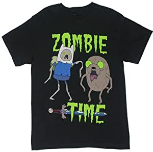Adventure Time Zombie Time Men's T-Shirt
