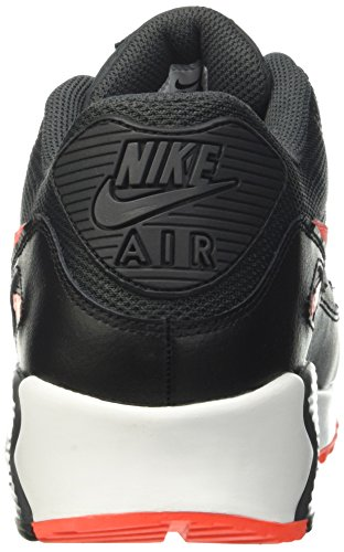 wht 90 blck Max Homme Crmsn Negro Nike Air Essential Chaussures Sport Ttl De anthracite aRxnO7