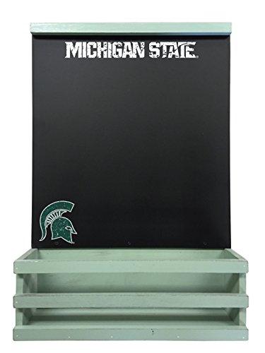 Michigan State Spartans Chalkboard Wall Hanging (Chalkboard Michigan)