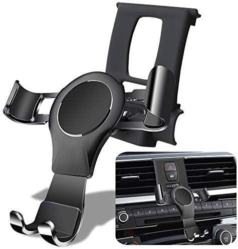 Amazon Com Lunqin Car Phone Holder For 2013 2018 Bmw 3 Series Sedan 3gt 320i 330i Bmw 4 Series 2014 2020 430i 440i F30 F32 Auto Accessories Navigation Bracket Interior Decoration Mobile Cell Phone Mount