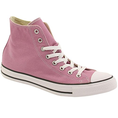 Converse Women's Chuck Taylor All Star Seasonal Color Hi, Powder Purple/White/Black
