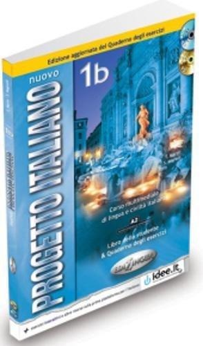 Nuovo Progetto Italiano (Split Version: 4 Volumes) (Italian Edition)