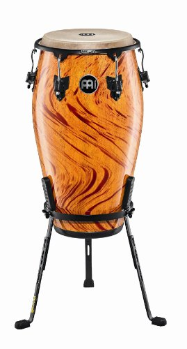 Meinl Percussion MCC1212AF Marathon Classic Designer Series 12-Inch Tumba, Amber Flame by Meinl Percussion
