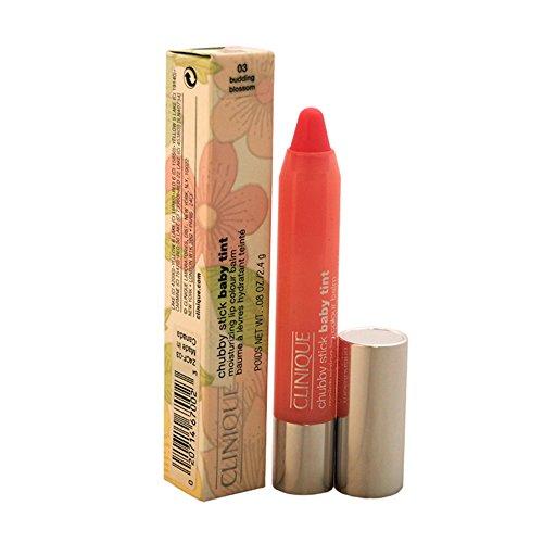 Clinique Chubby Stick Baby Tint Moisturizing Lip Colour Balm, Budding Blossom, 0.08 - Blossom Tint