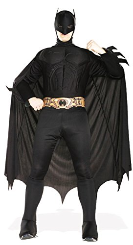 Rubie's Costume Deluxe Muscle Chest Batman Costume, Medium, Medium ()