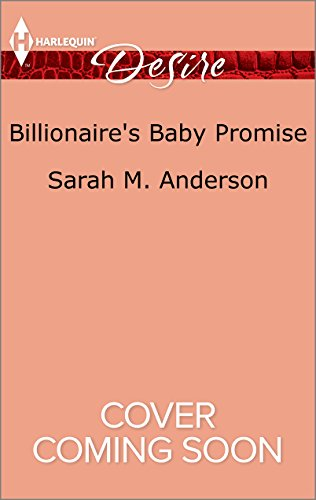 book cover of Billionaire\'s Baby Promise