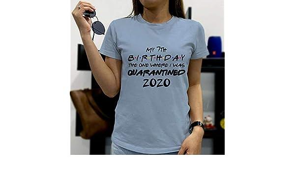 AmeriDesigns 2nd Birthday Quarantine Shirt Quarantine Birthday Shirt Toddler Short Sleeve Tee