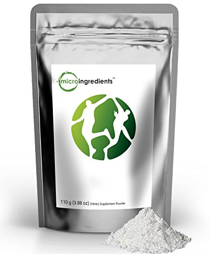 Micro Ingredients Pure Acetyl L Carnitine (ALCAR) Powder Boost Cellular Energy