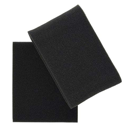 (Vacuum Parts) Washable Filters for Bissell Style 7 8 14 Upper Tank Filter Set 3093 203 3290