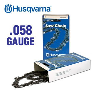 Husqvarna 18'' Chainsaw Chain Loop (H21-72 Drive Links) by Husqvarna