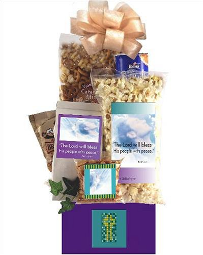 Bless You With Peace Bereavement Gift Basket