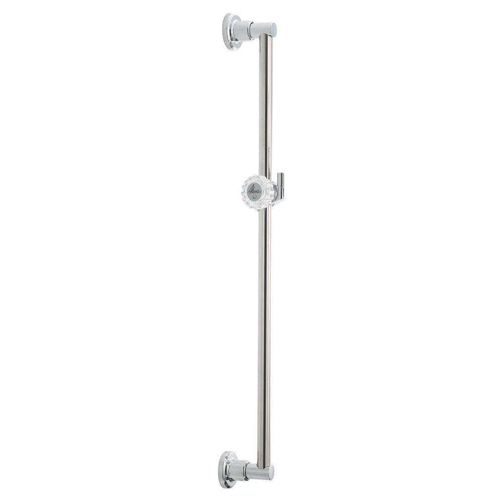 Delta Faucet 55024 24-Inch Adjustable Pin Mount Wall Bar, Chrome