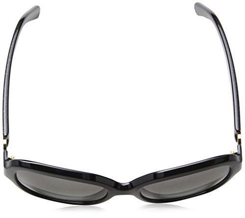 Michael Kors TABITHA III MK6027 Sunglasses 309911-55 - Black/black Glitter Frame, Grey Gradient