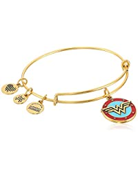 Alex and Ani Wonder Woman Logo Bangle Bracelet