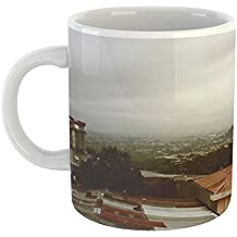 Westlake Art - House Stairway - 11oz Coffee Cup Mug - Modern Picture Photography Artwork Home Office Birthday Gift - 11 Ounce (4F5D-17AFA)