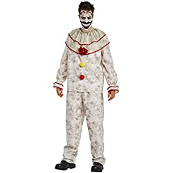 Palamon American Horror Story Twisty The Clown Adult Costume (XL 50)